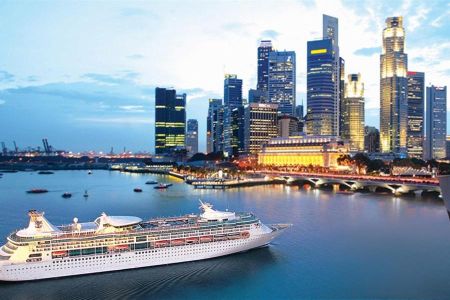 MALAYSIA SINGAPORE & STAR CUISE