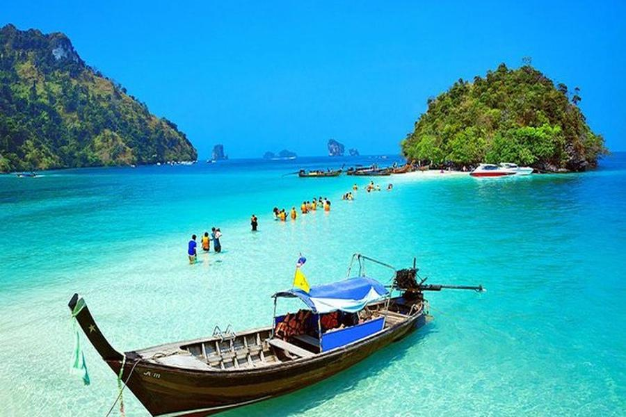 PHUKET, KRABI & BANGKOK (Honeymoon Offer for a Couple)