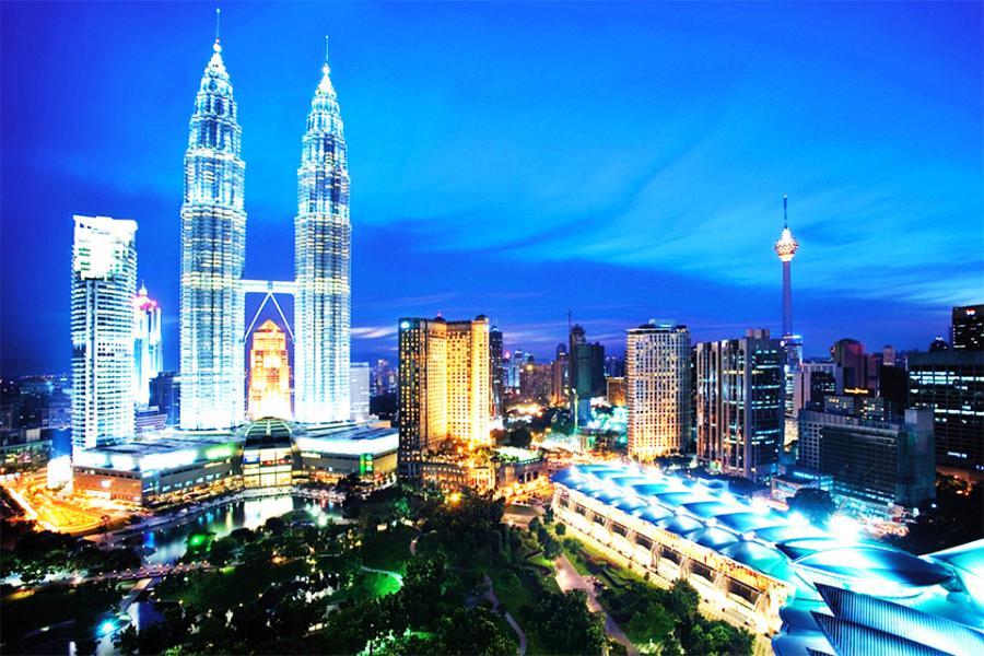 ASIAN EXTRAVAGANZA ( MALAYSIA + SINGAPORE)