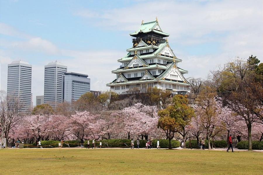 EXTRAVAGANT JAPAN (TOKYO & OSAKA)