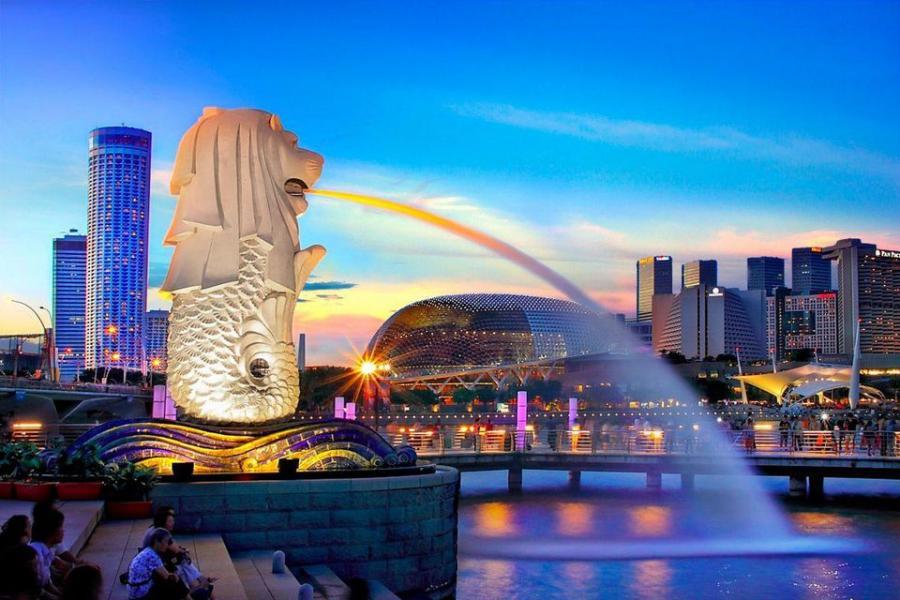 Splendid Singapore and Batam (Honeymoon Offer for a Couple)